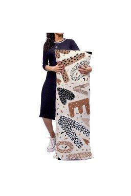 almofada gigante love bege mdecore alg0068 2