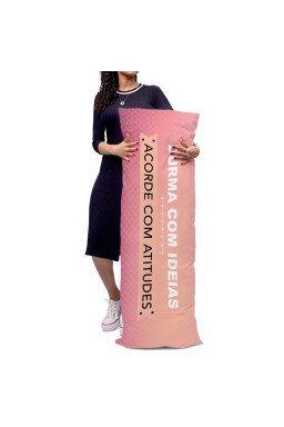 almofada gigante frase rosa mdecore alg0079 2