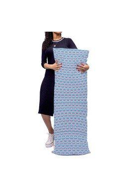 almofada gigante donuts azul mdecore alg0005 2
