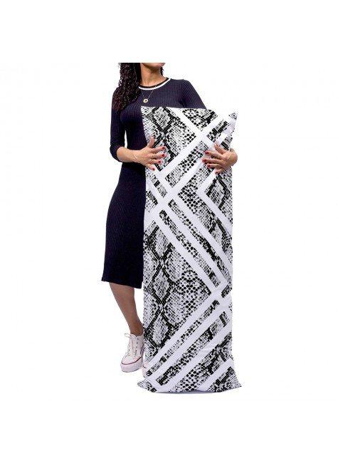 almofada gigante cobra geometrica mdecore alg0091 2