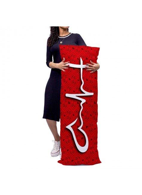 almofada gigante batimento corac a o vermelho mdecore alg0066 2