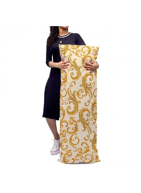 almofada gigante arabescos amarelo mdecore ALG0074 2