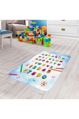 tapete de atividades infantil alfabeto numero azul claro tpinf0007 2